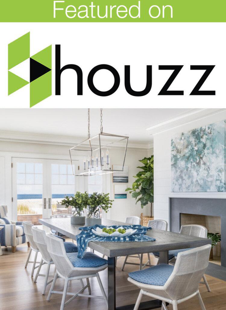 6 DARING DINING ROOMS. HOUZZ 2019