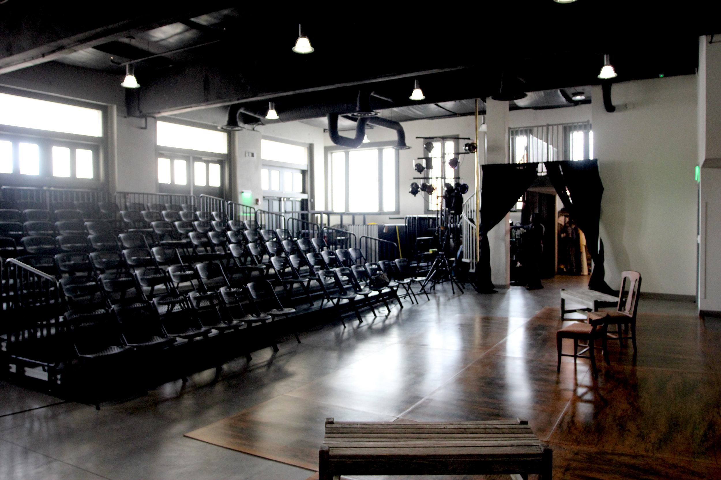 The Engine Room, a Black Box Theater