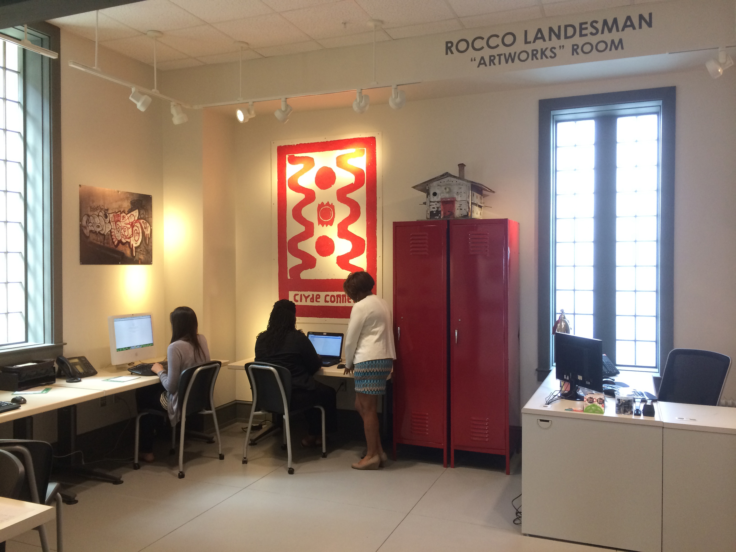 Artist Resource Center