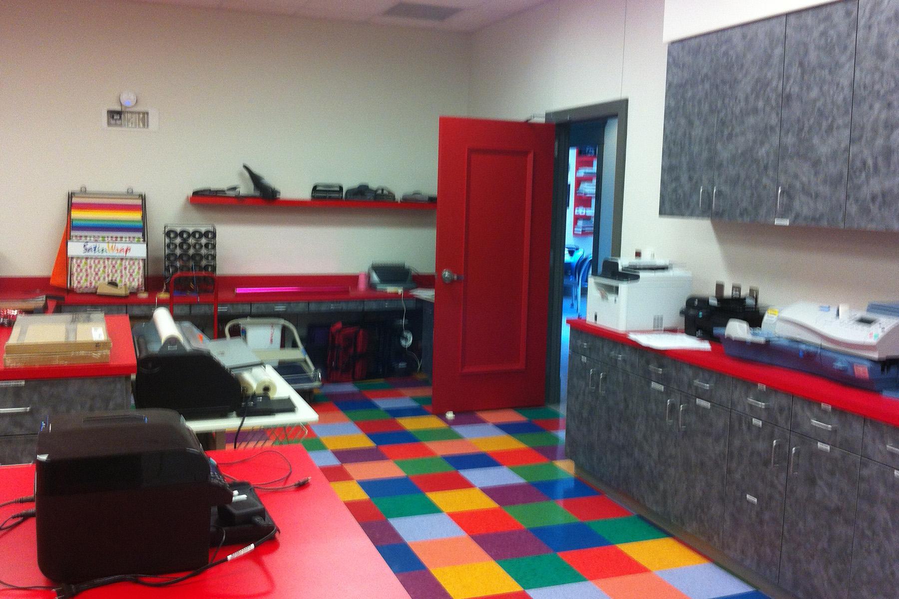 Romper Room - complete!