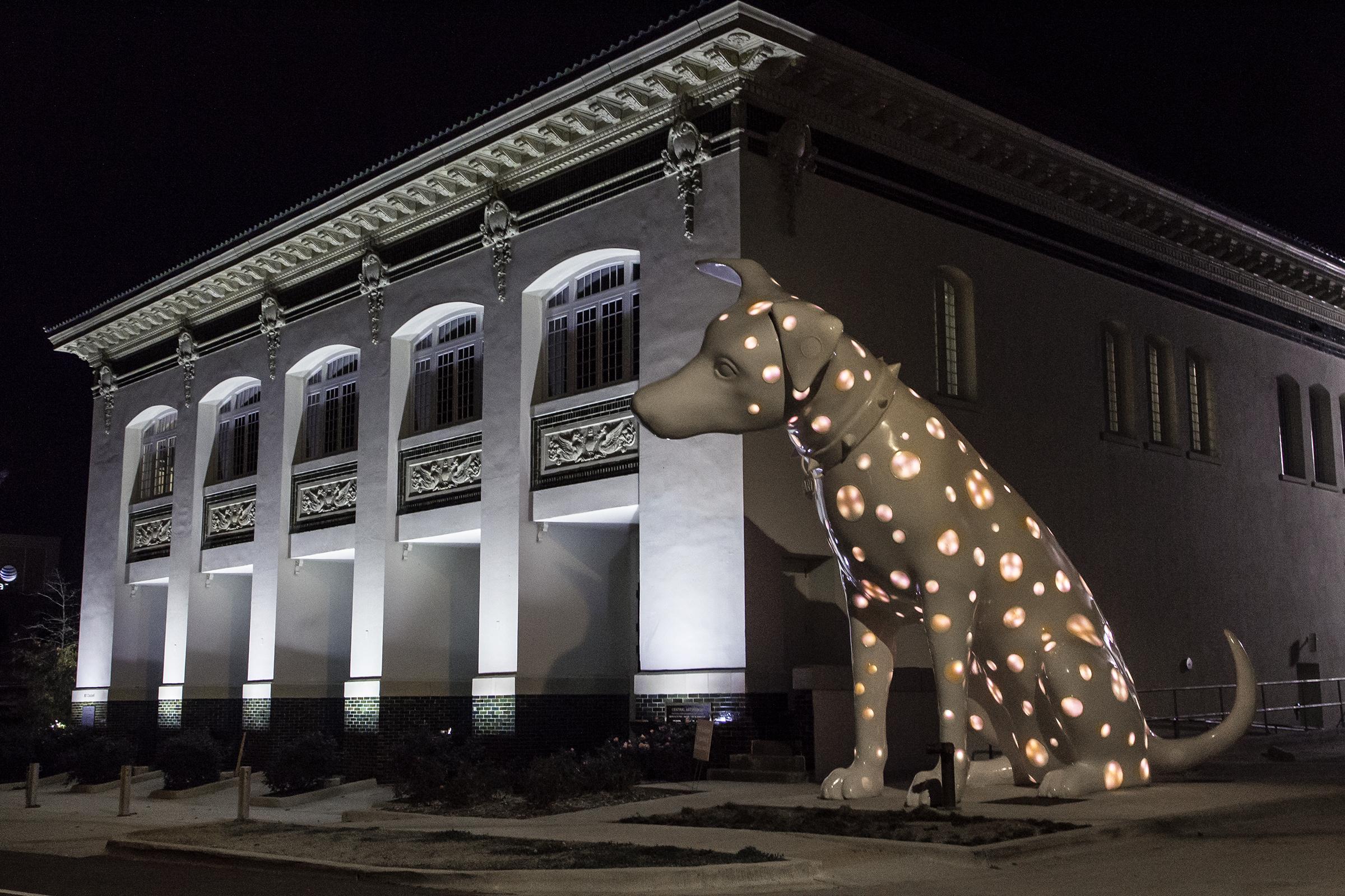 ART the Dalmatian, W Joyce and B Oldenburg, 2014