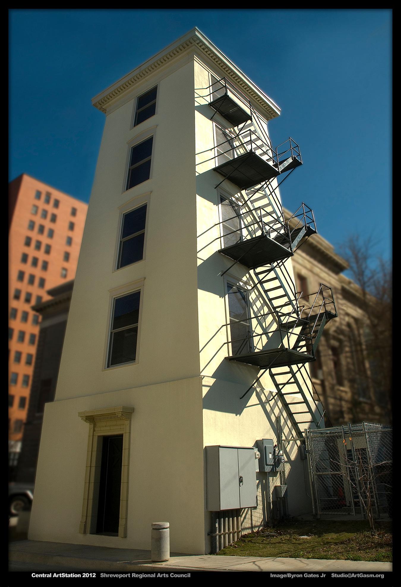 Kallenberg Artist Tower