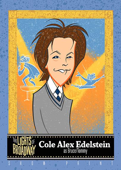 Cole Alex Edelstein in   Matilda  .