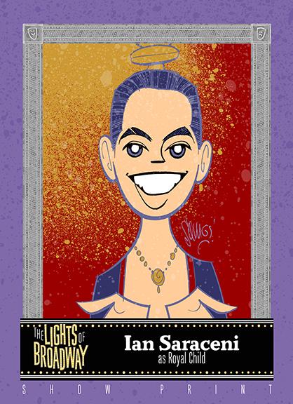 Ian Saraceni in   The King & I  .