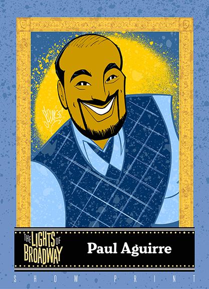 Paul Aguirre.