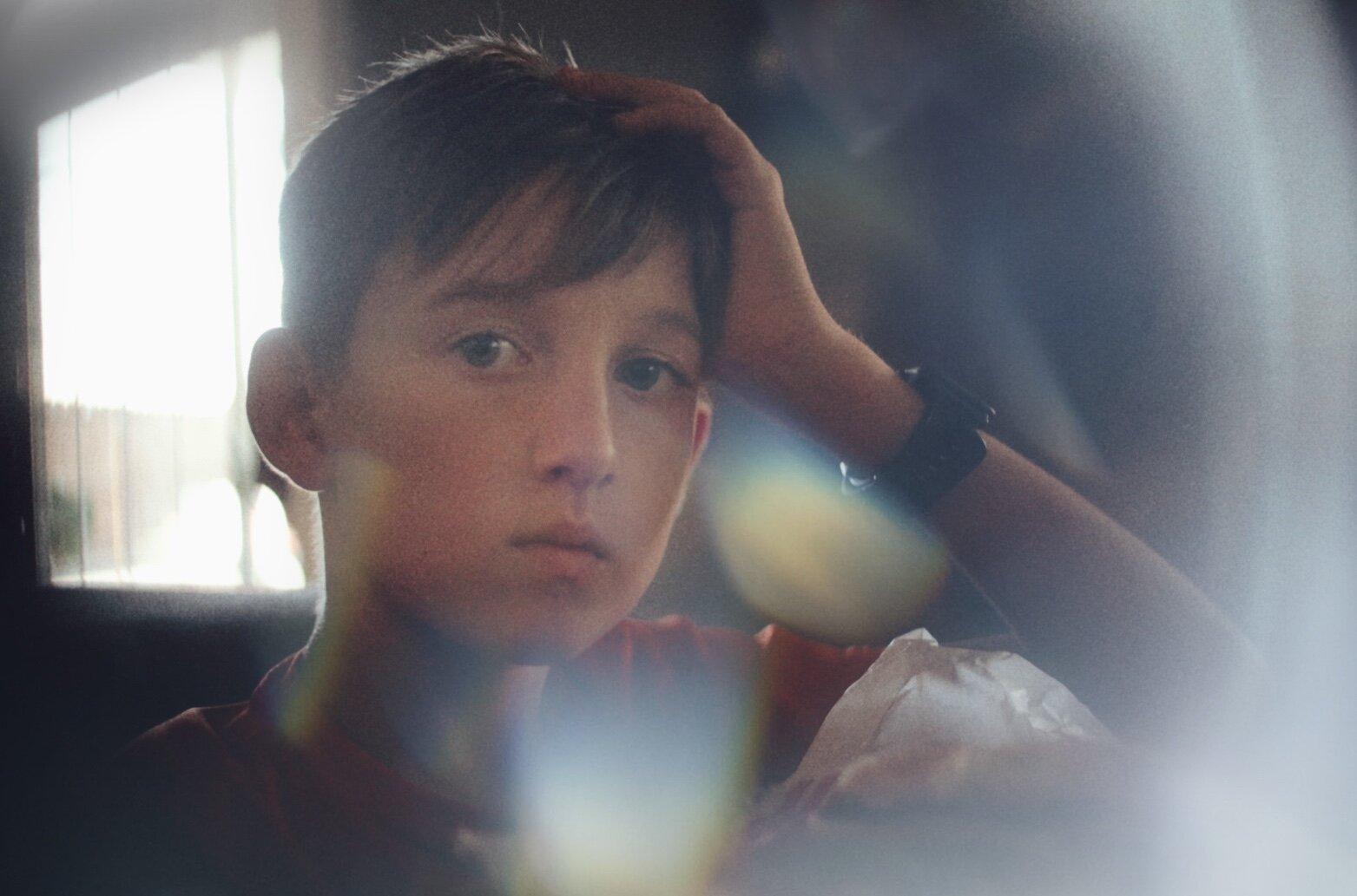 www.Vid-Atlantic.com Prisma Filter Sad Boy