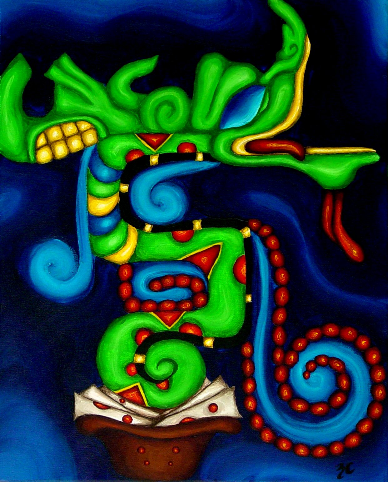Vision Serpent