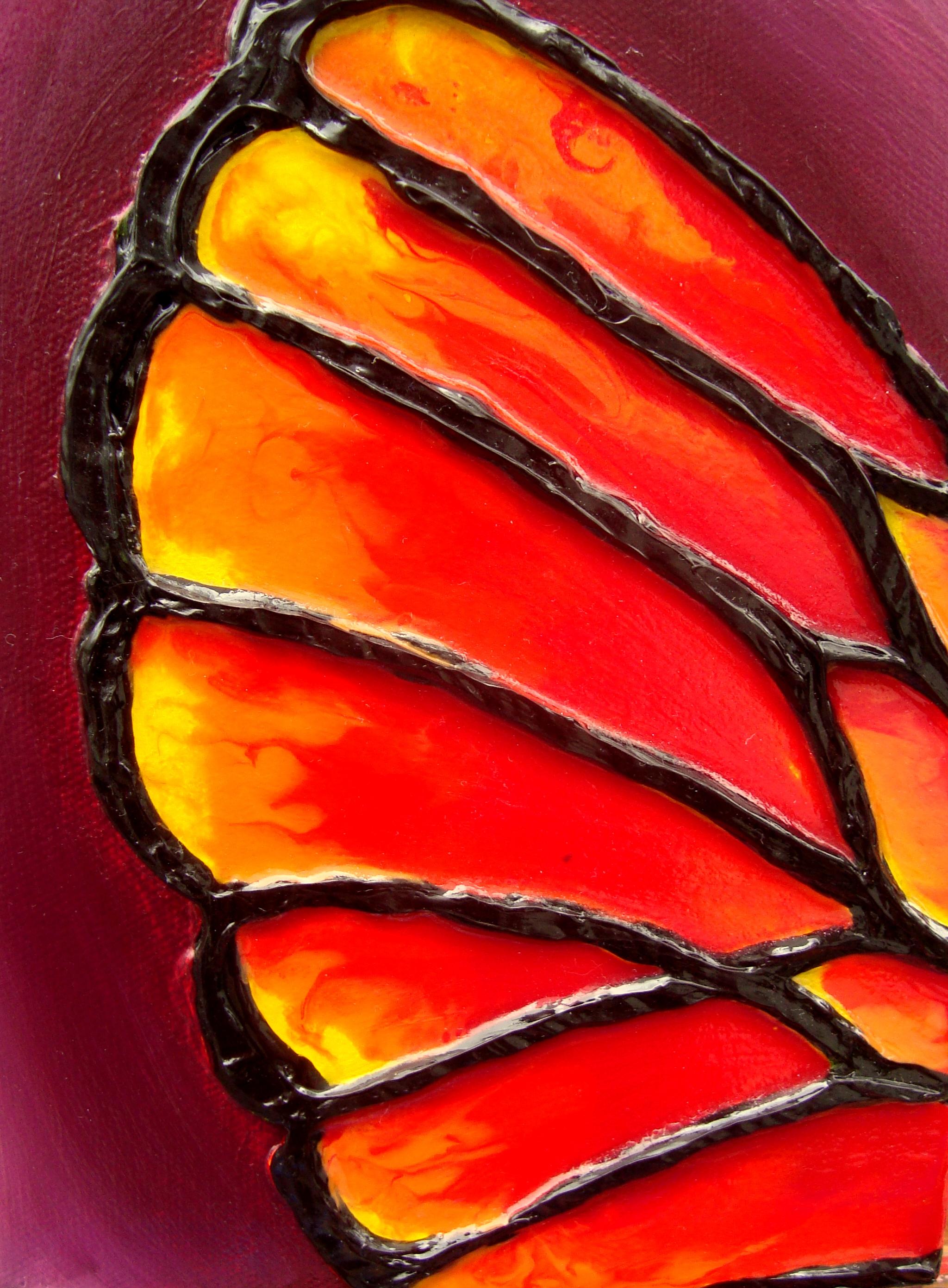Orange Wing
