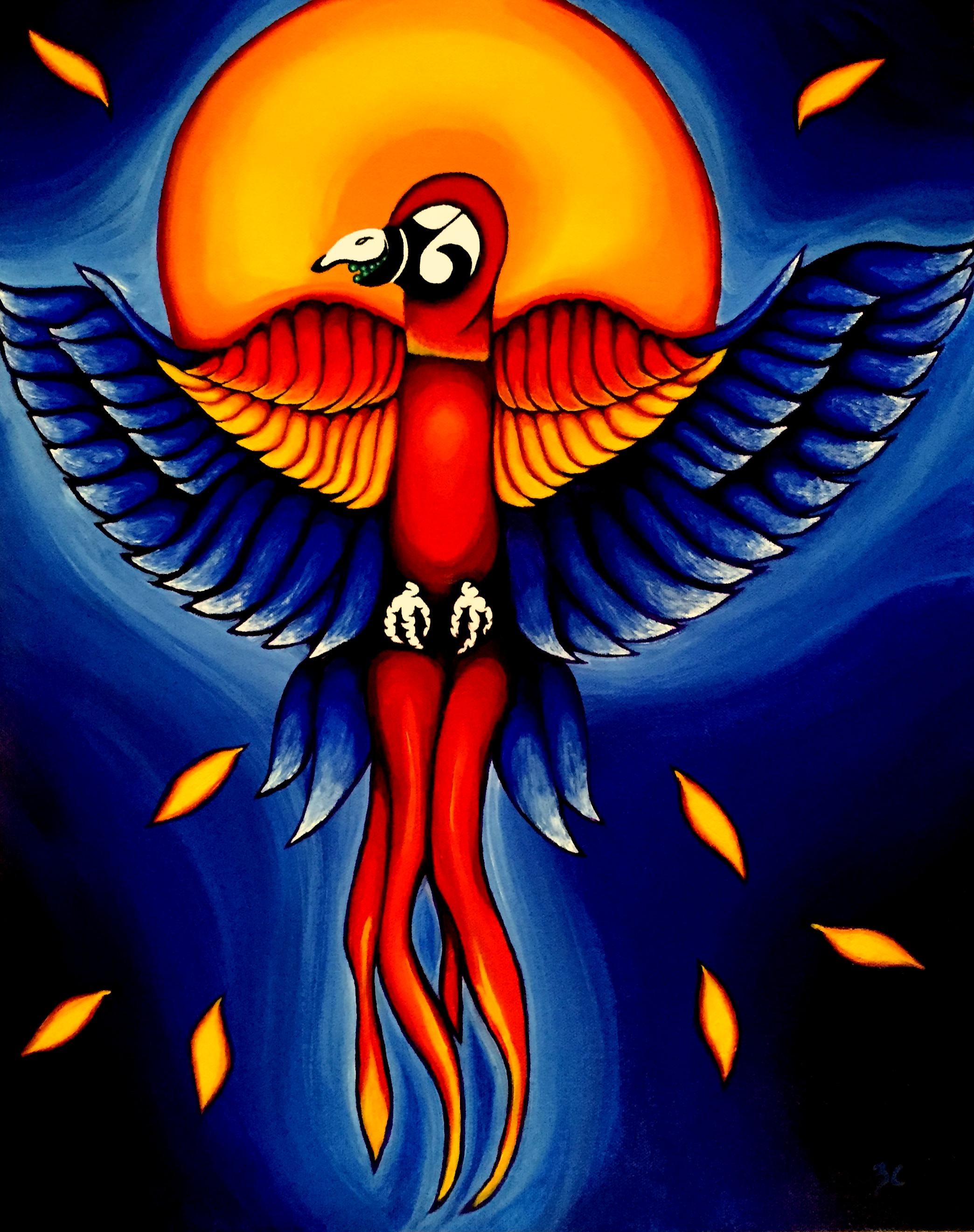 Vucub Caquix (False Sun)