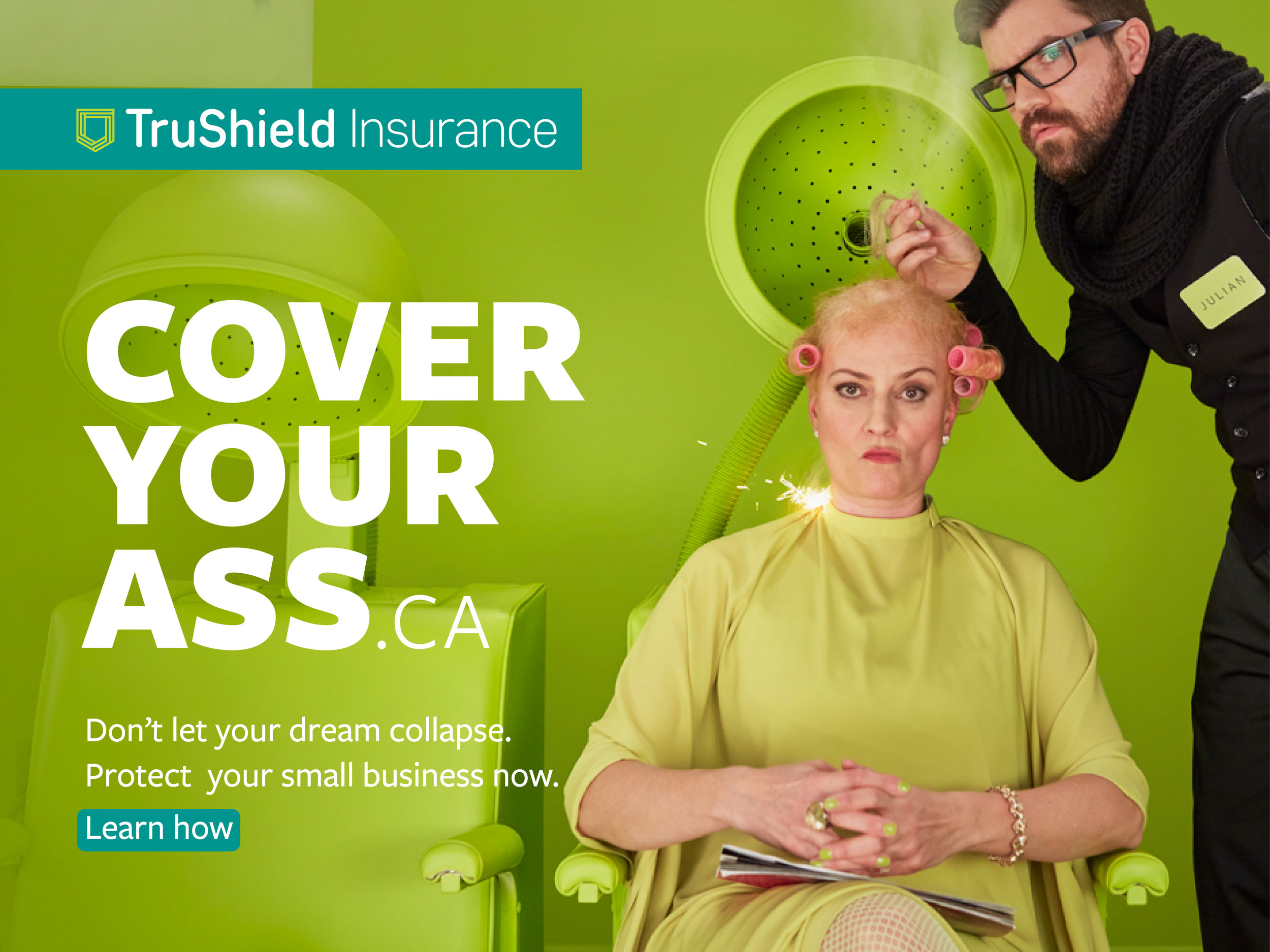 TruShield Hair Salon