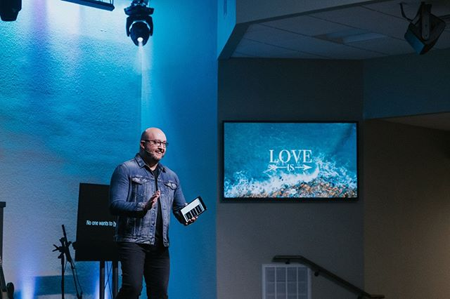 Did you enjoy the first message in the series, Love Is? You can watch it again on our website! Join us tomorrow as we continue in this powerful series!⠀ ⠀ 7:00 PM | 506 Pleasant Manor