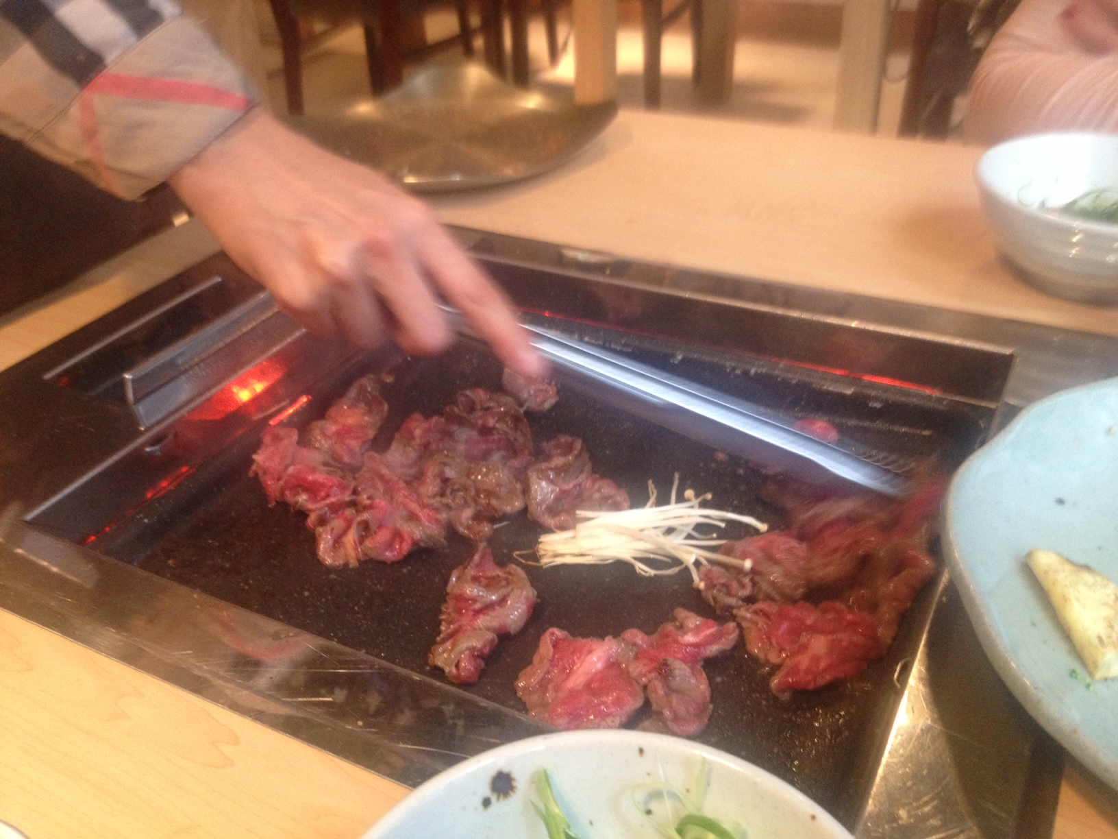 Meat: it's what's for lunch