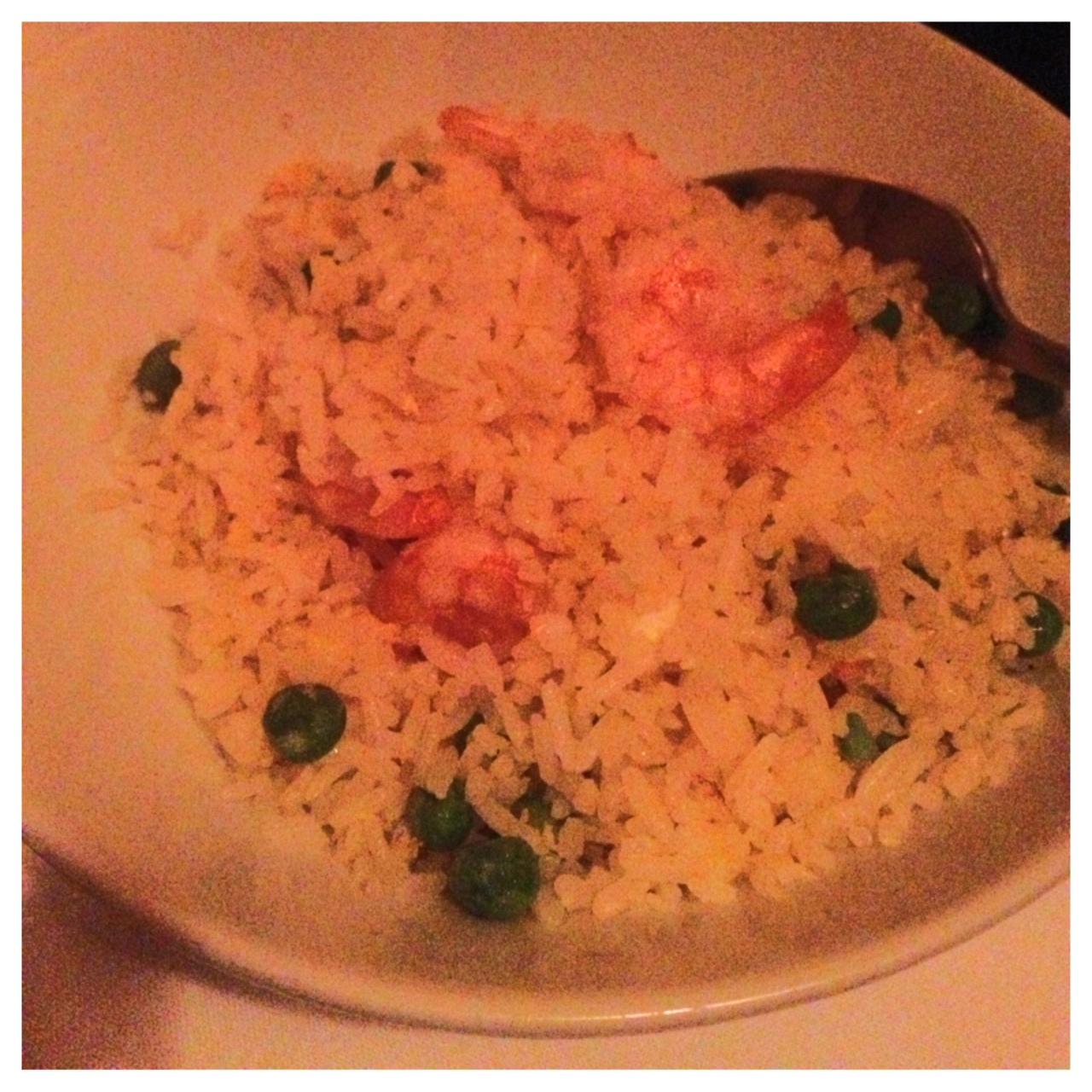 Sautéed Rice