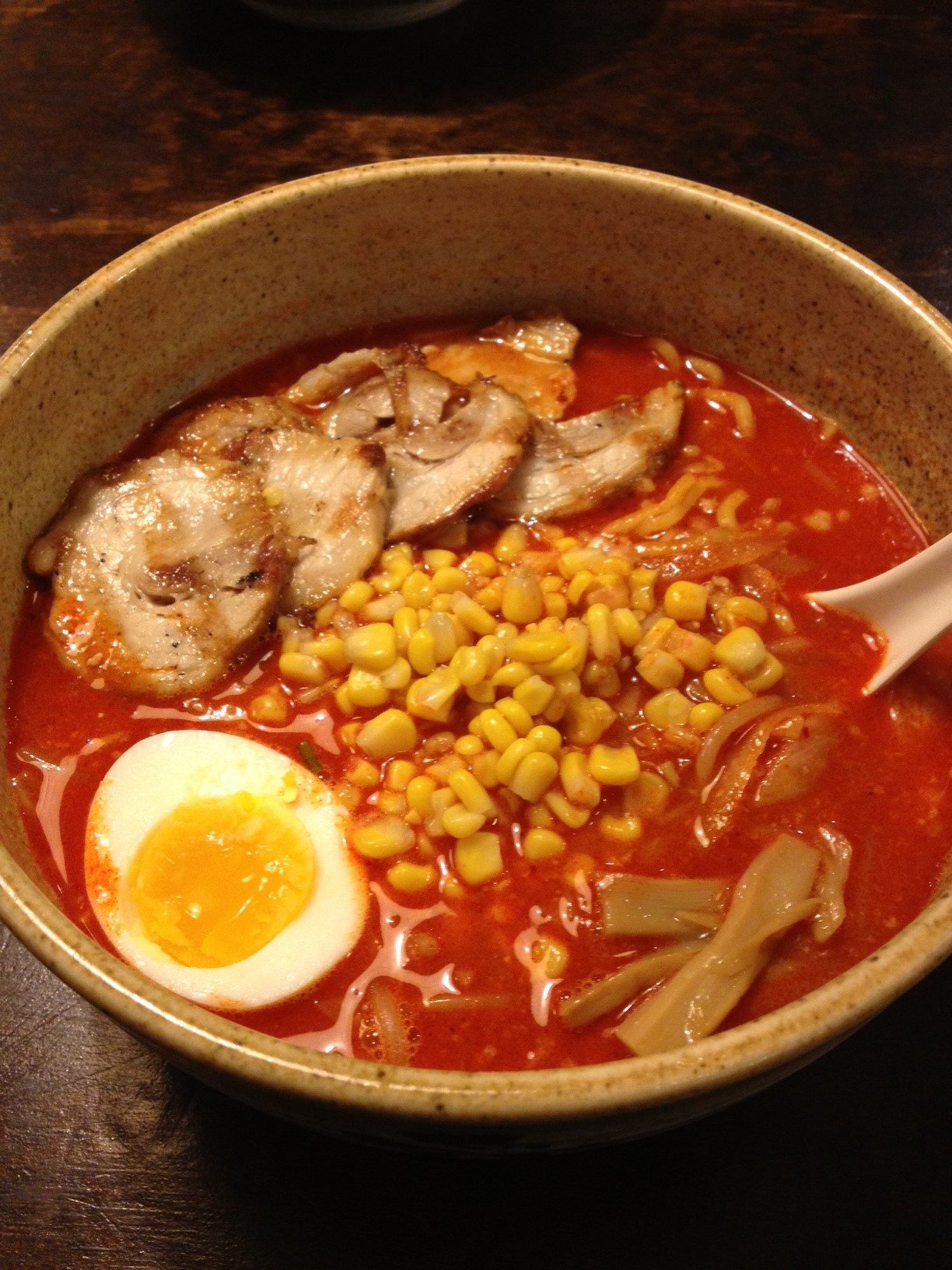 Spicy Miso Ramen!
