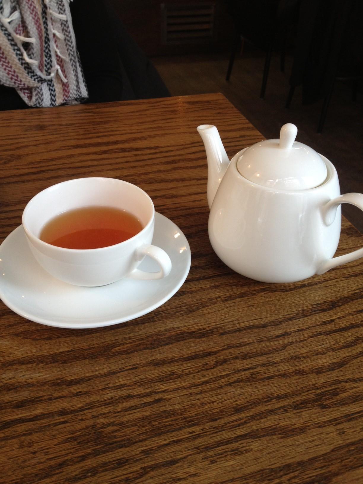 Earl Grey Crème Tea