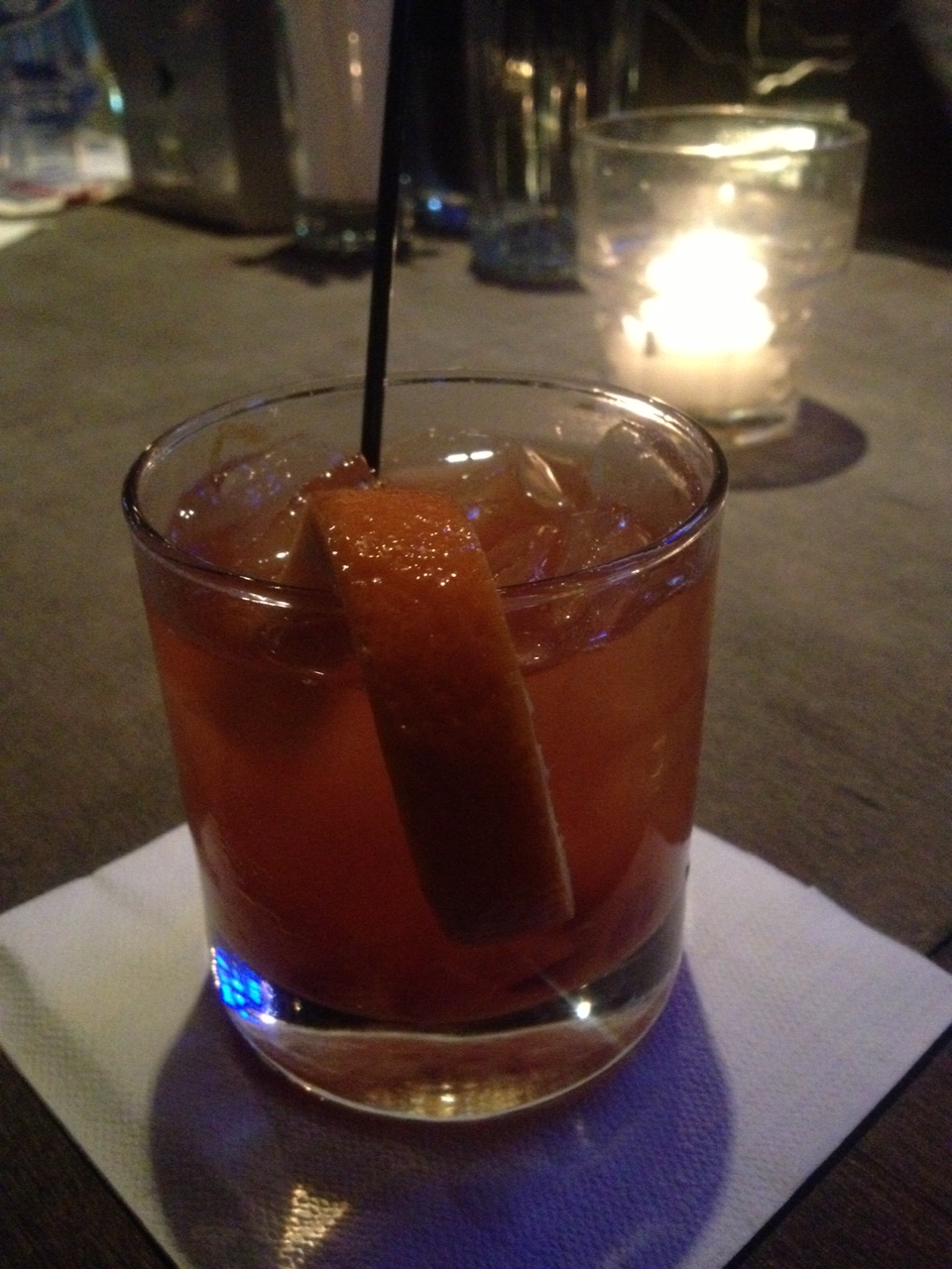 New York Old Fashioned