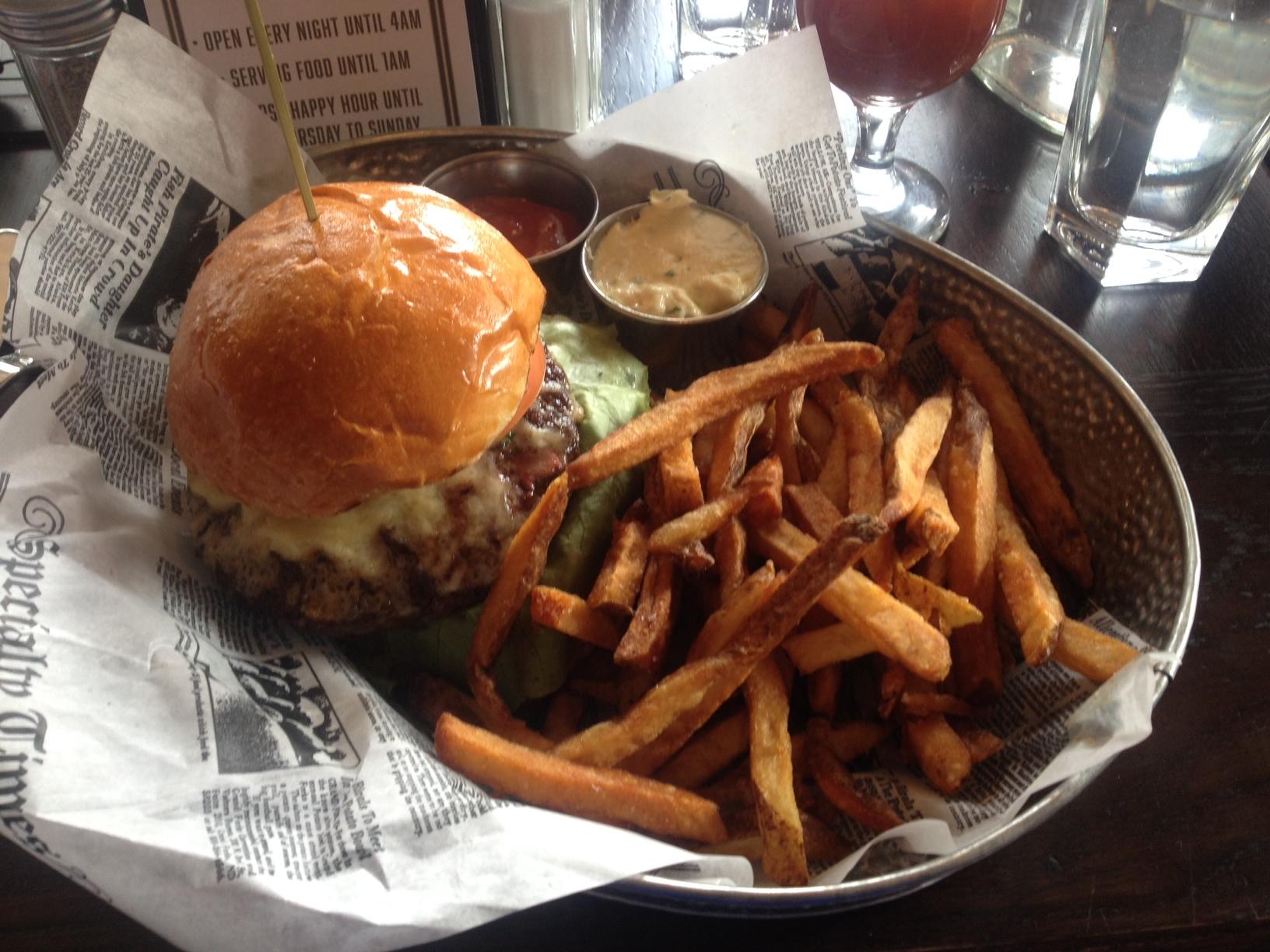 The Brazen Burger