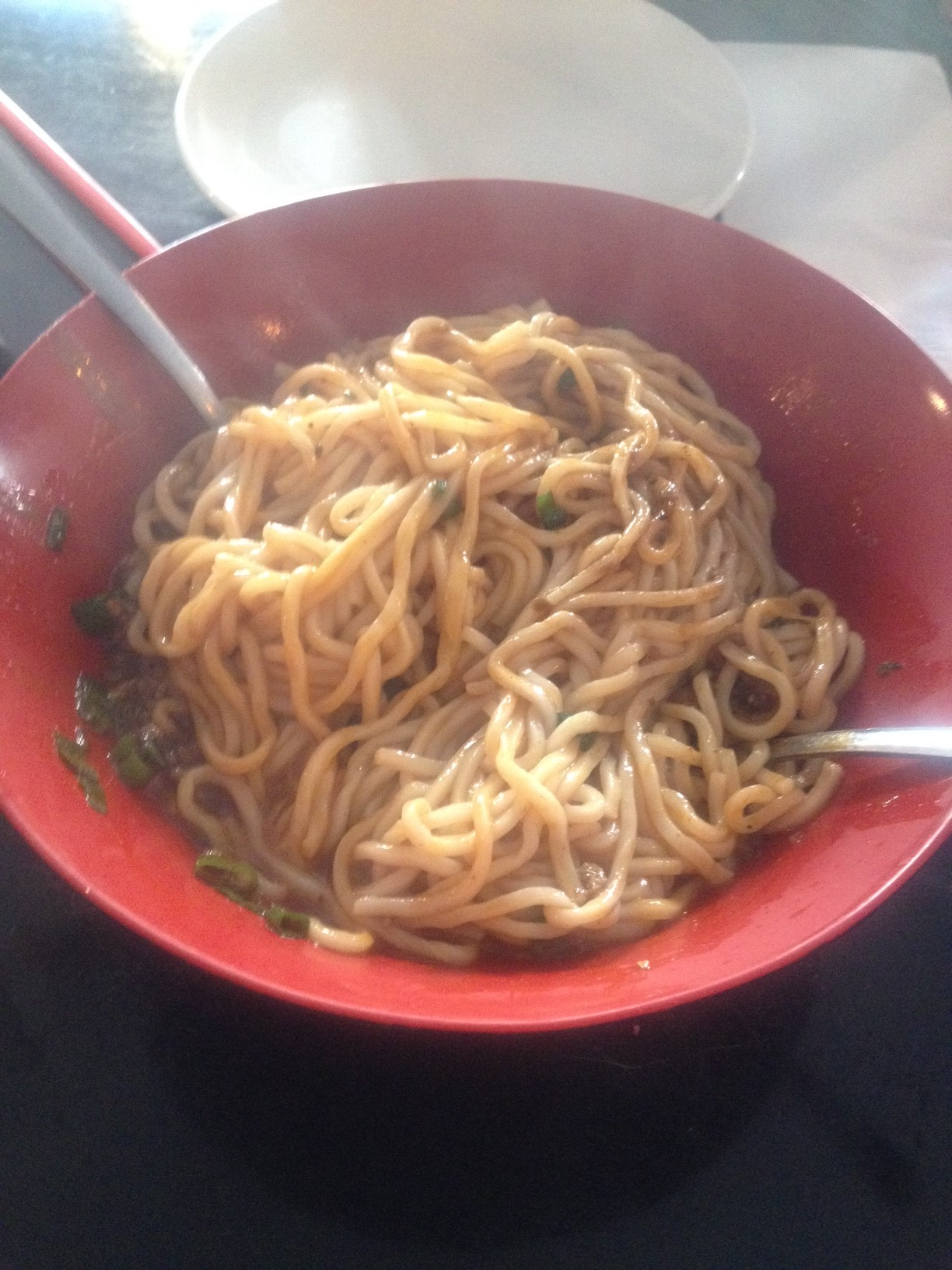 You must experience these noodles. They should be called Nom Nom Noodles