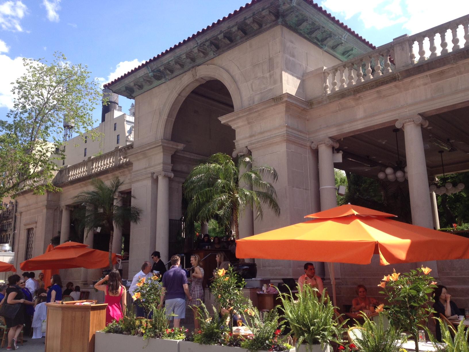 The Pavilion!