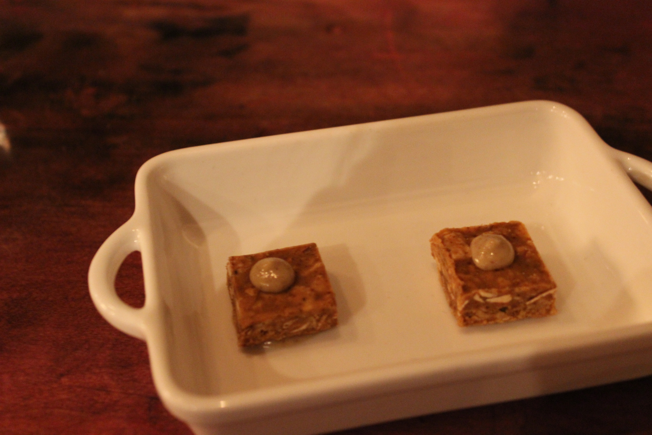 Course 13: Almond Brittle