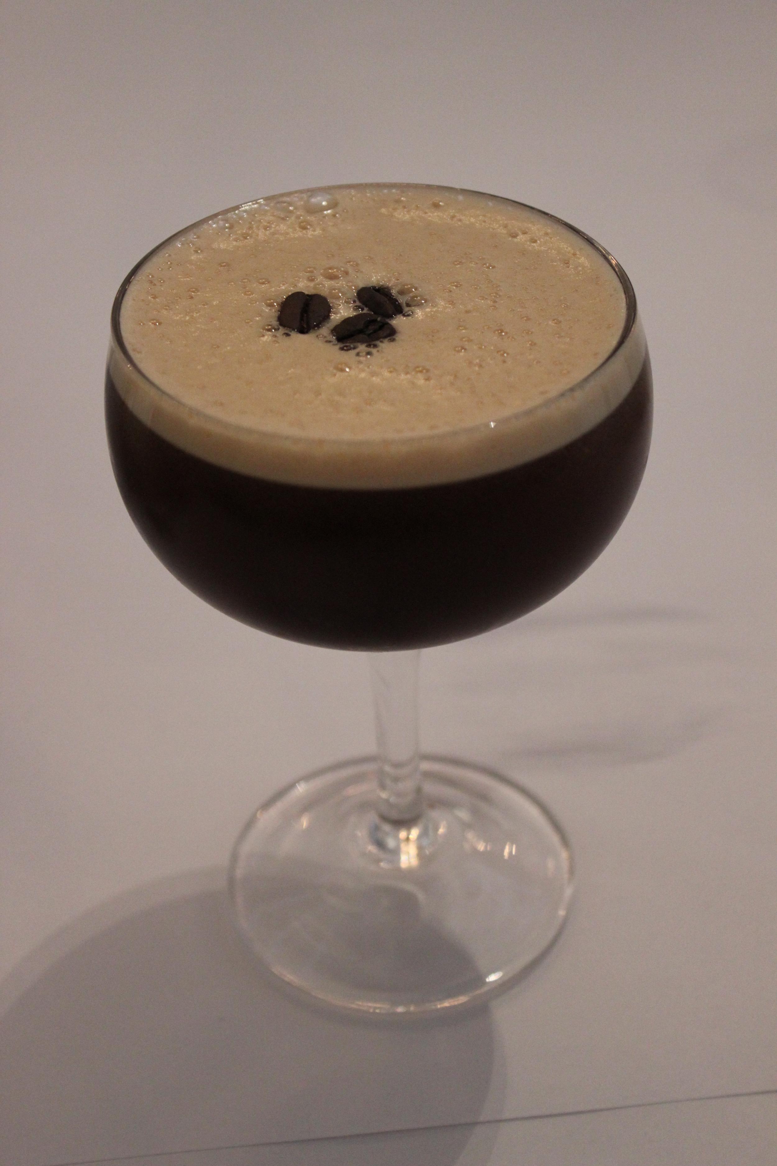 The goodMorning! Martini