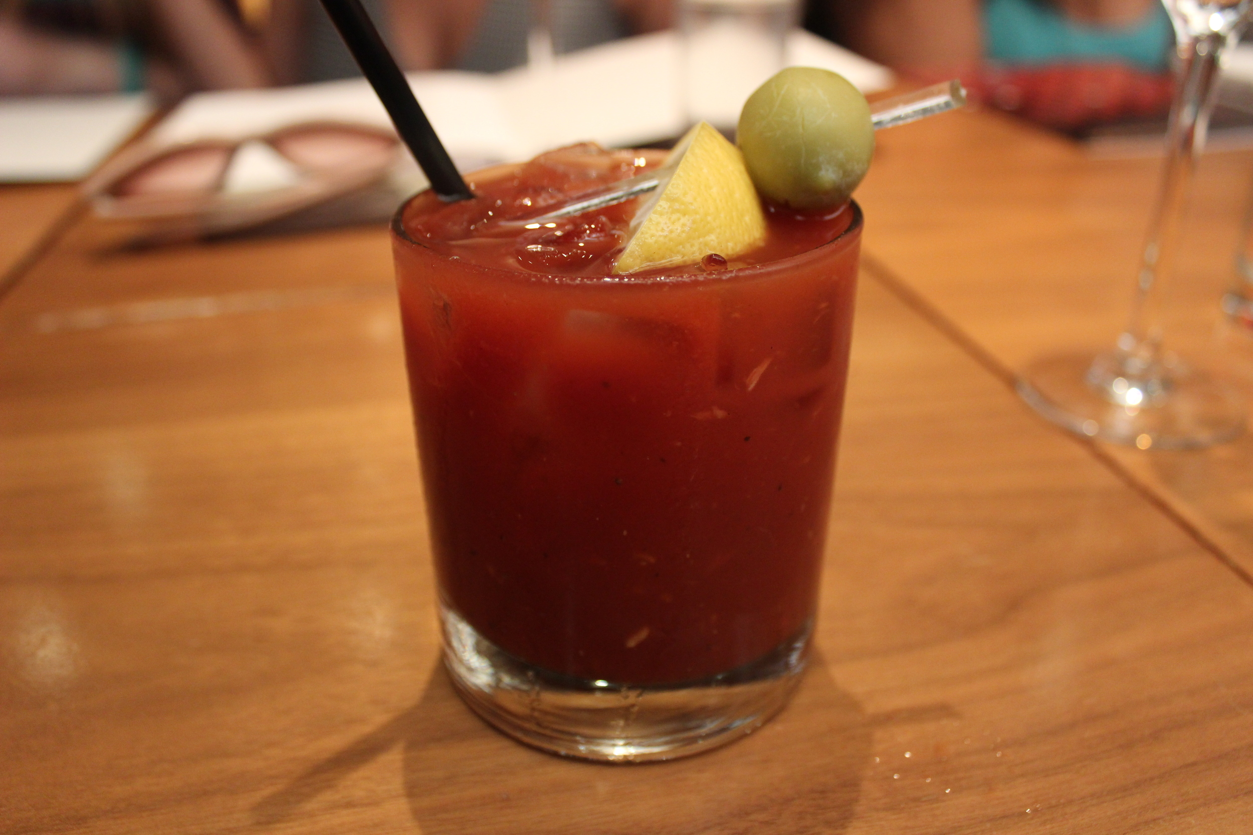Bloody Mary - Just say NO!