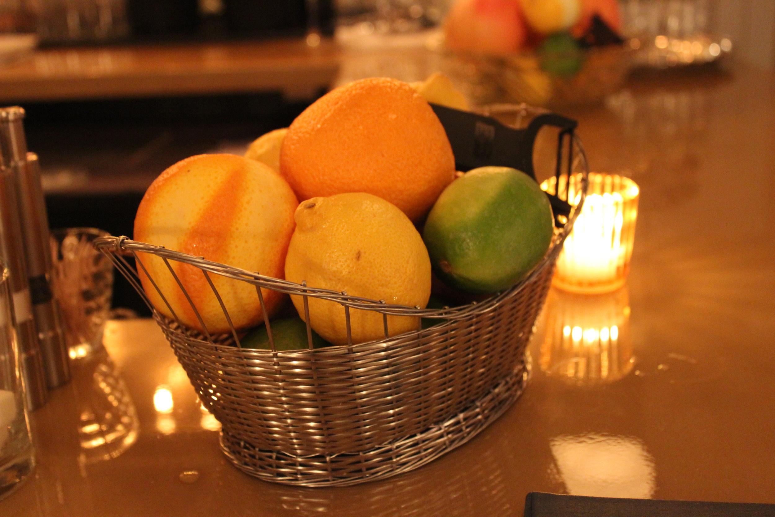 Fresh Citrus? Check.