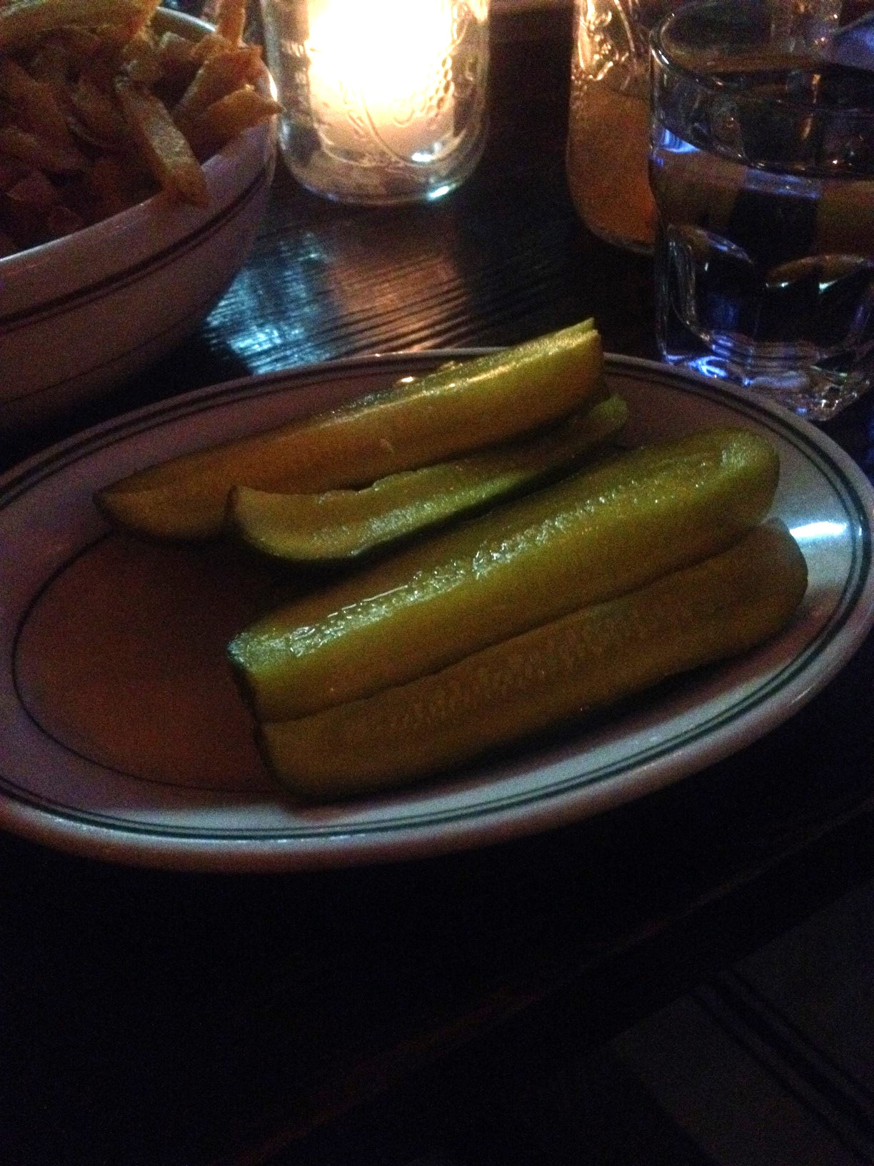 Special Sour Cukes
