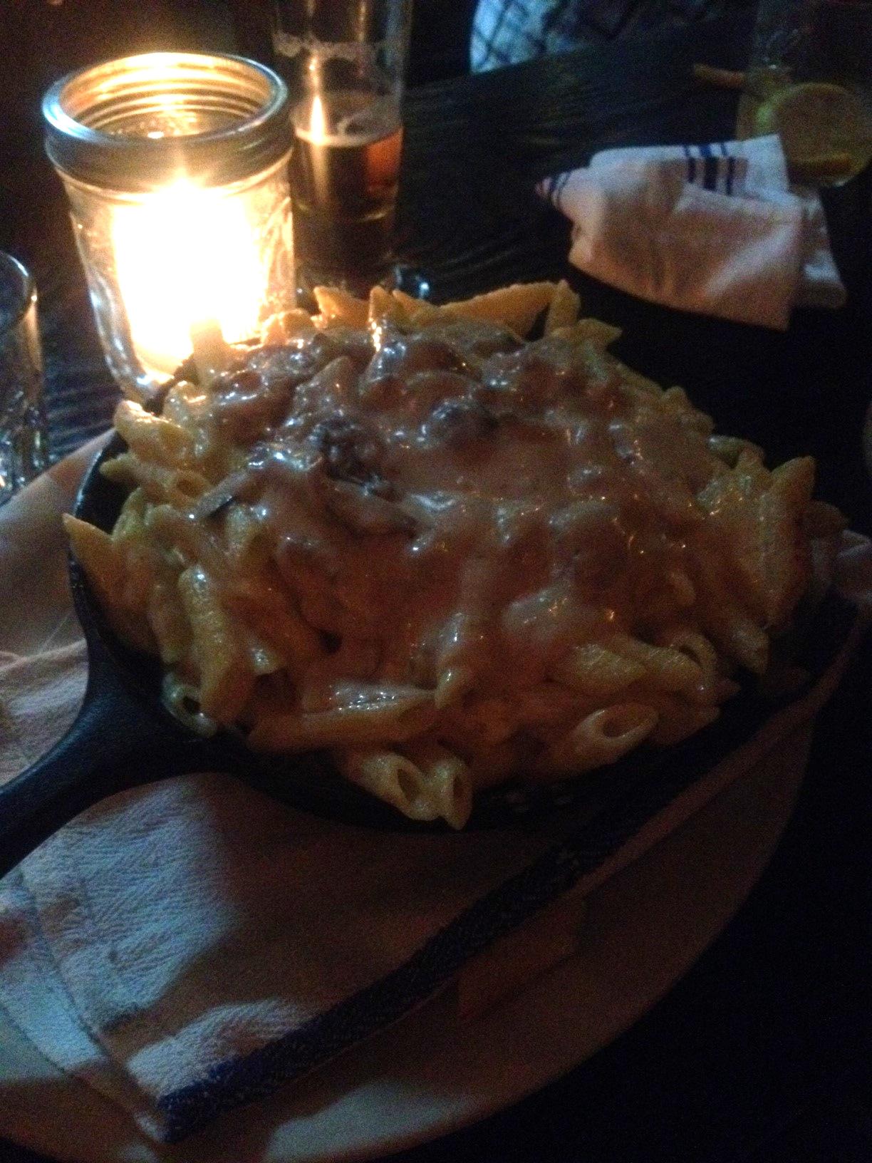 Mushroom Mac & Cheese: for 1 or 100?