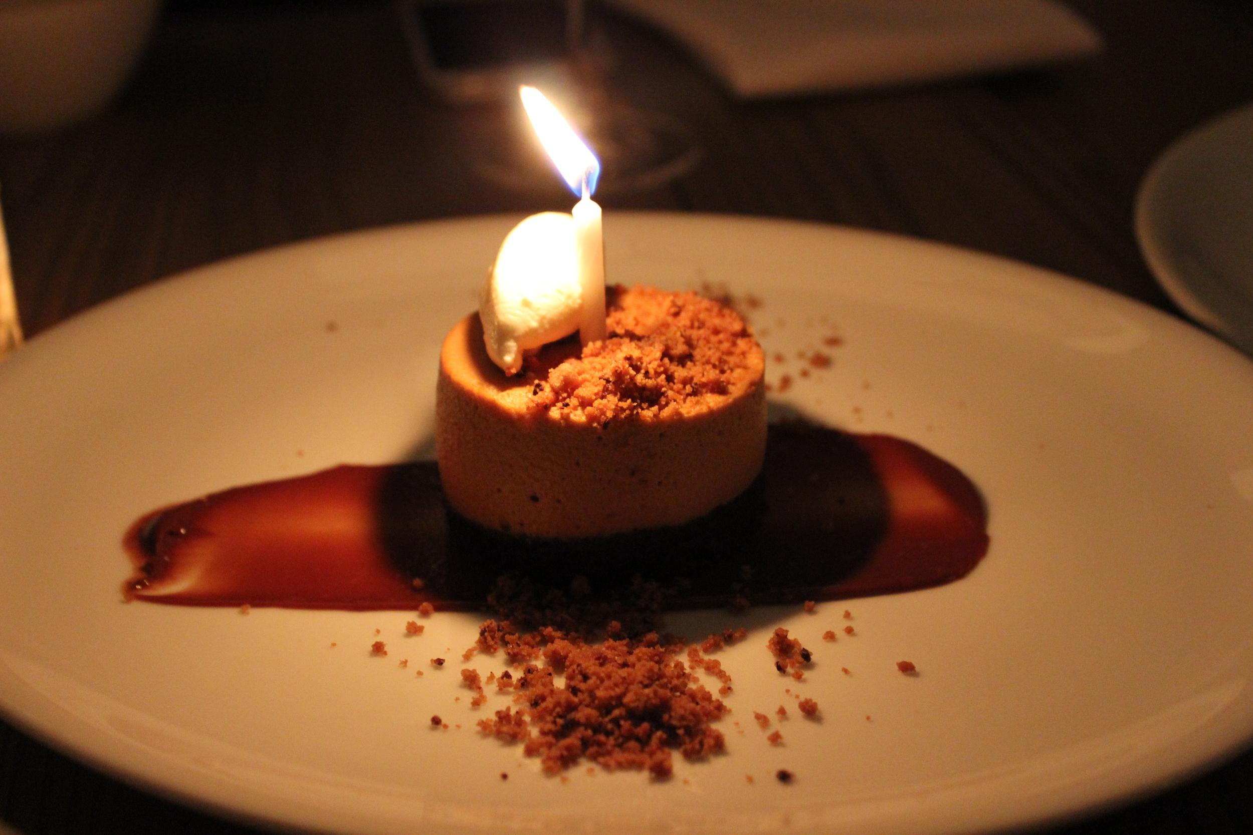 Birthday Cake of Chocolate Goodness!