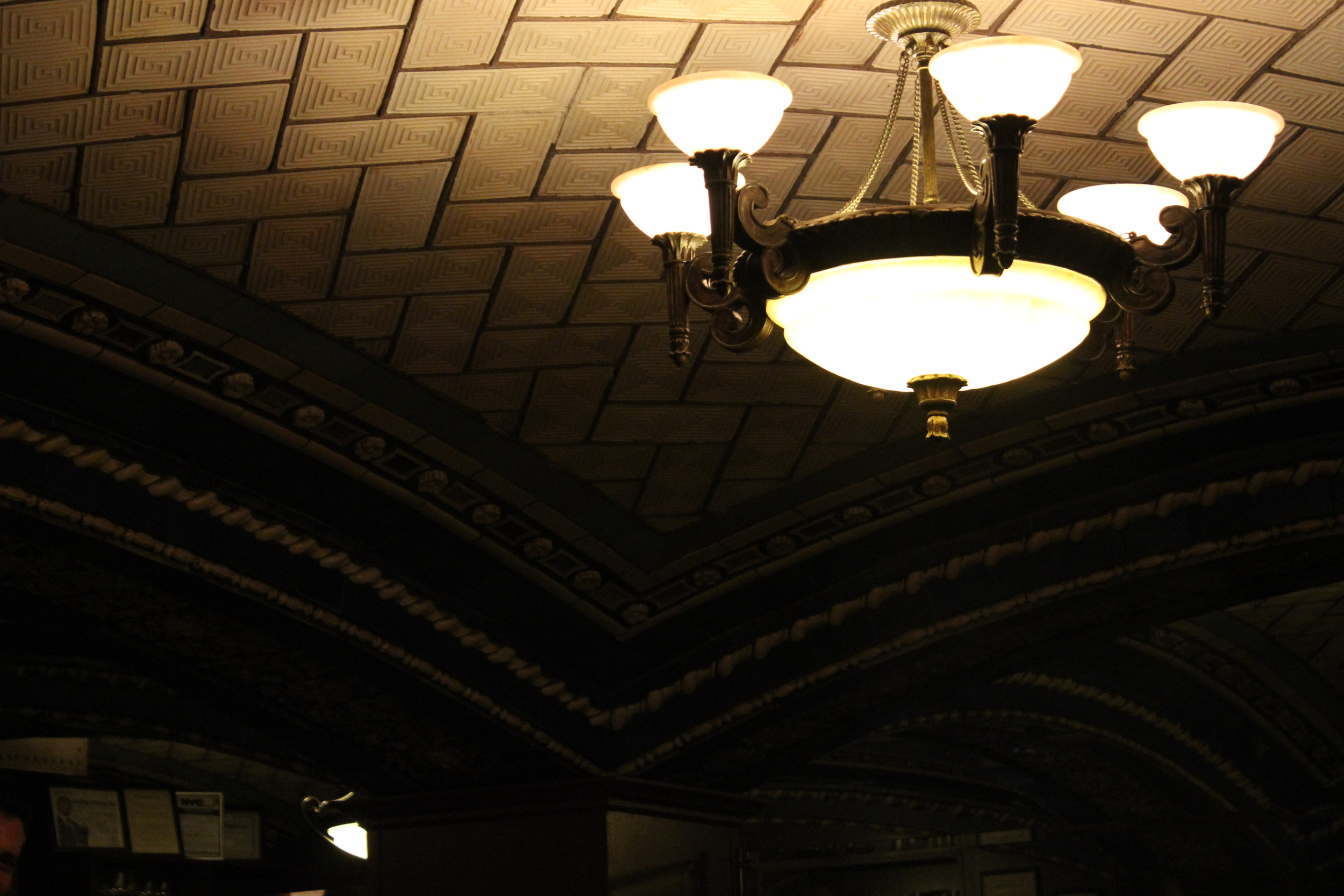 Beautiful Arched Ceiling