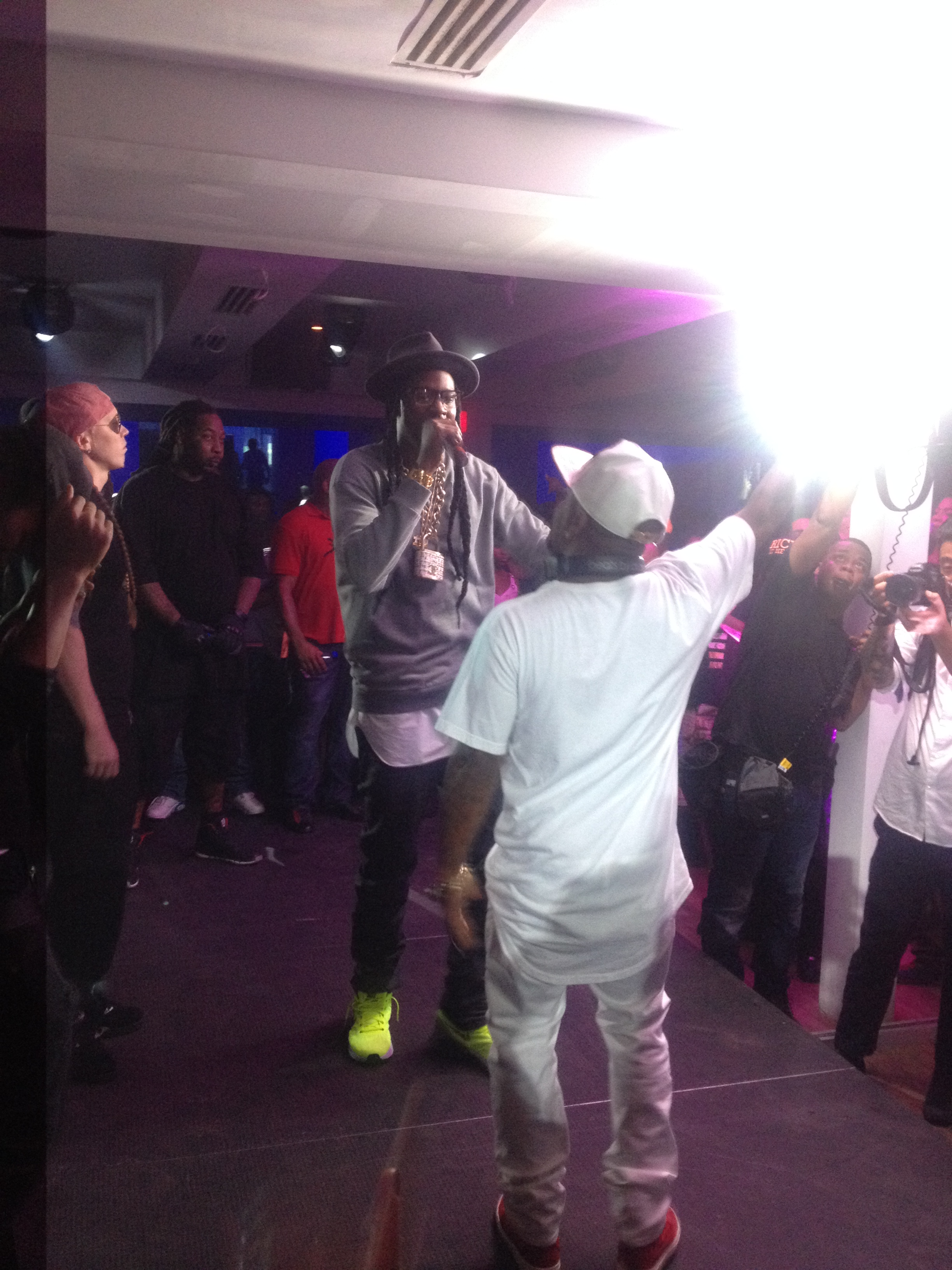 2 Chainz and Jermaine Dupri