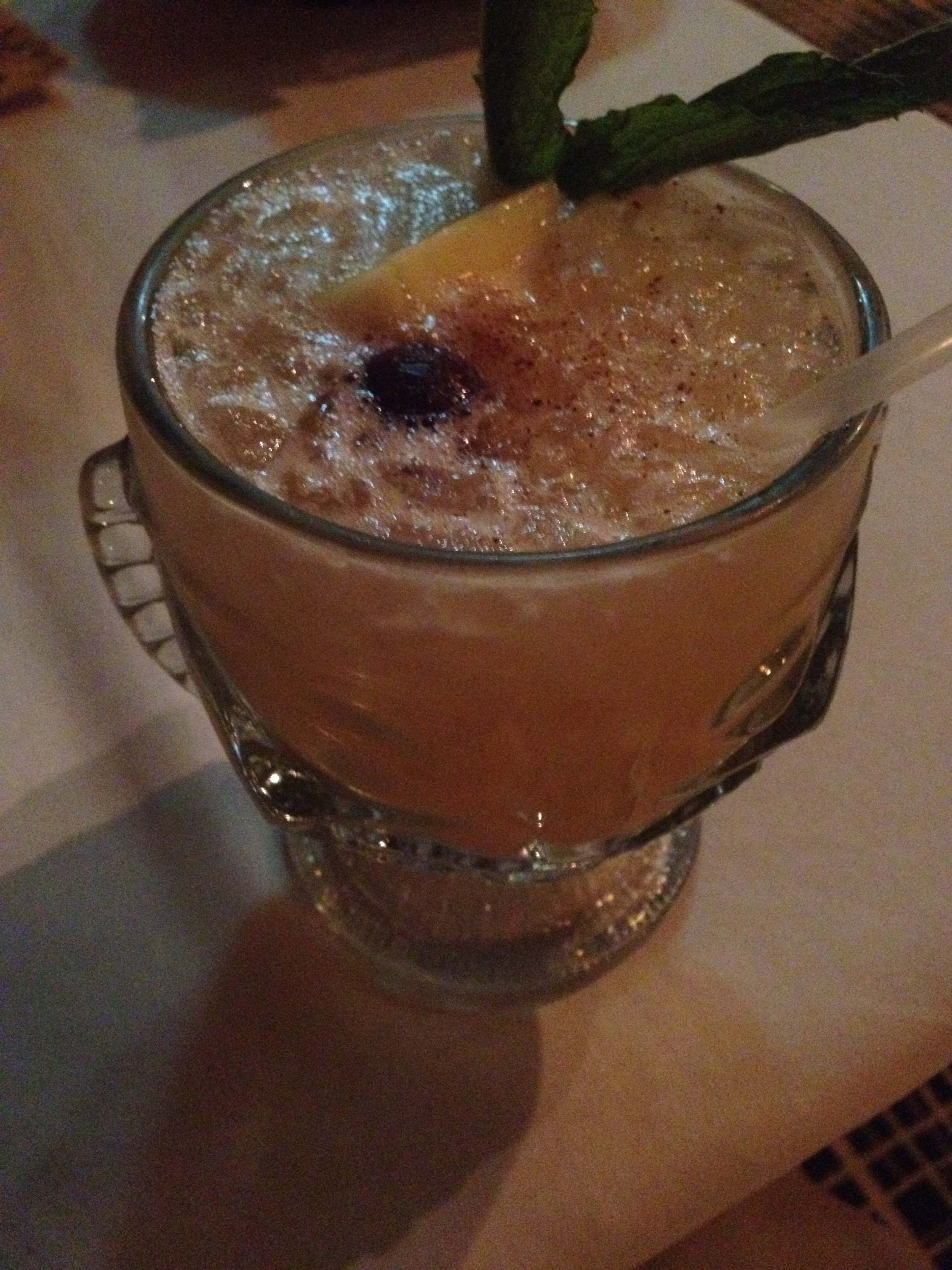 Painkiller with Pusser's Rum! - the ORIGINAL