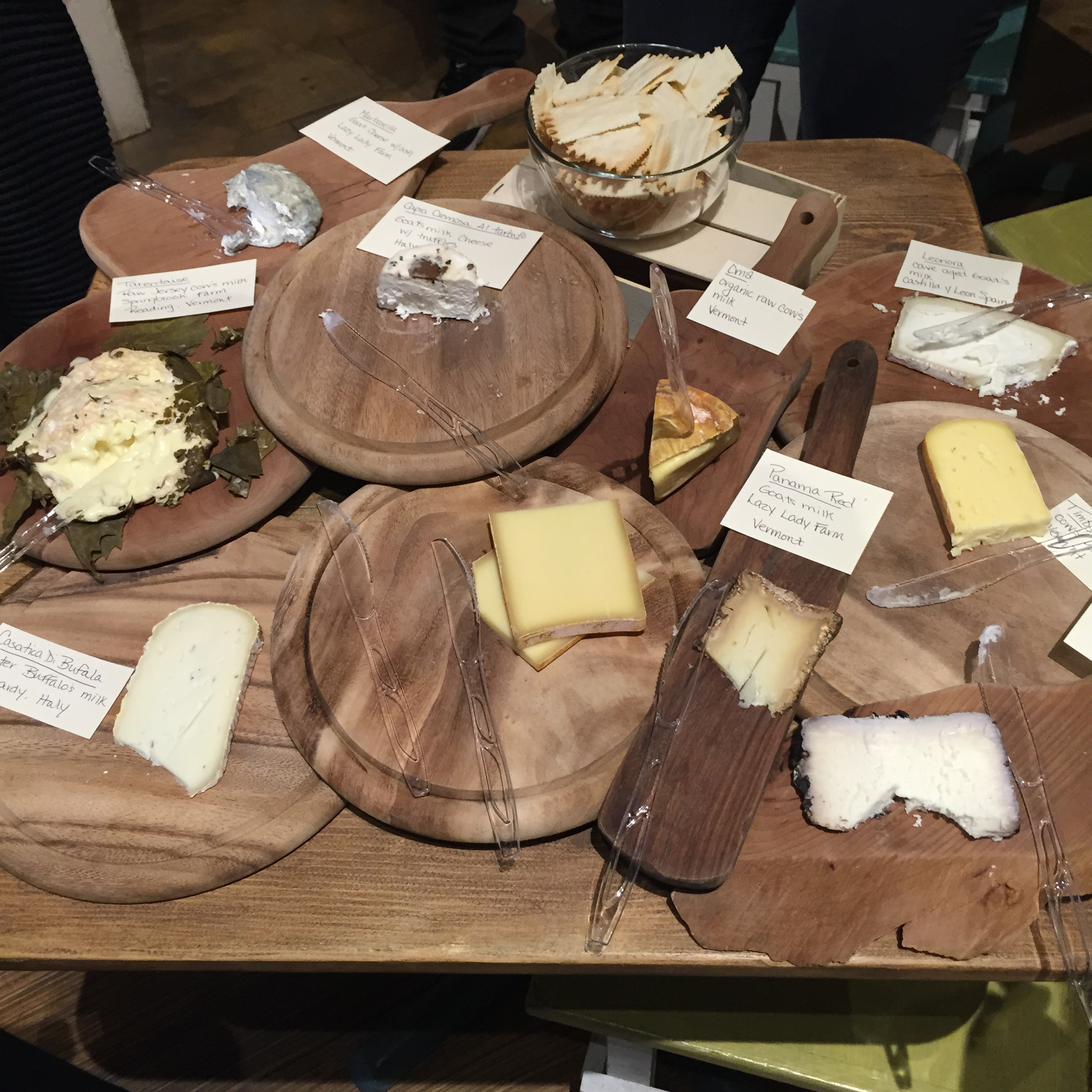 LOCAL FOOD GIFTS:  Olde Hudson  serves up yummy cheeses