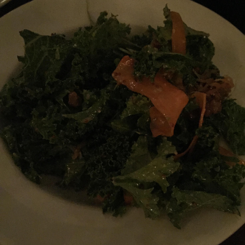 Kale & Carrot
