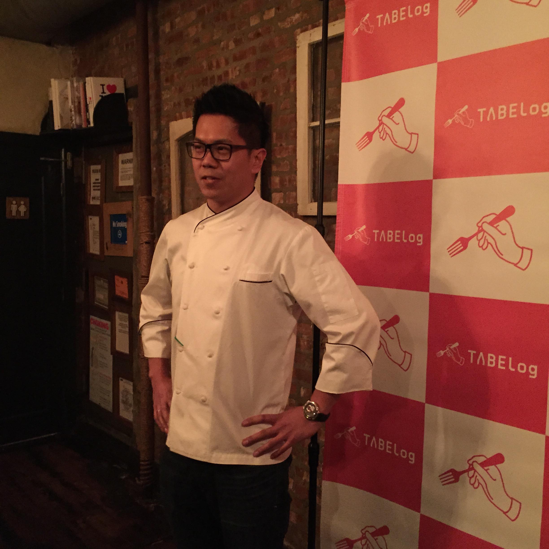 Thomas Chen, Executive Chef