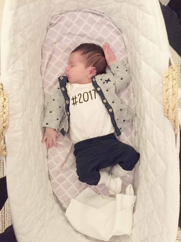 Baby Sarah Katherine Karski. Born May 9th. 10lbs 1 0z.