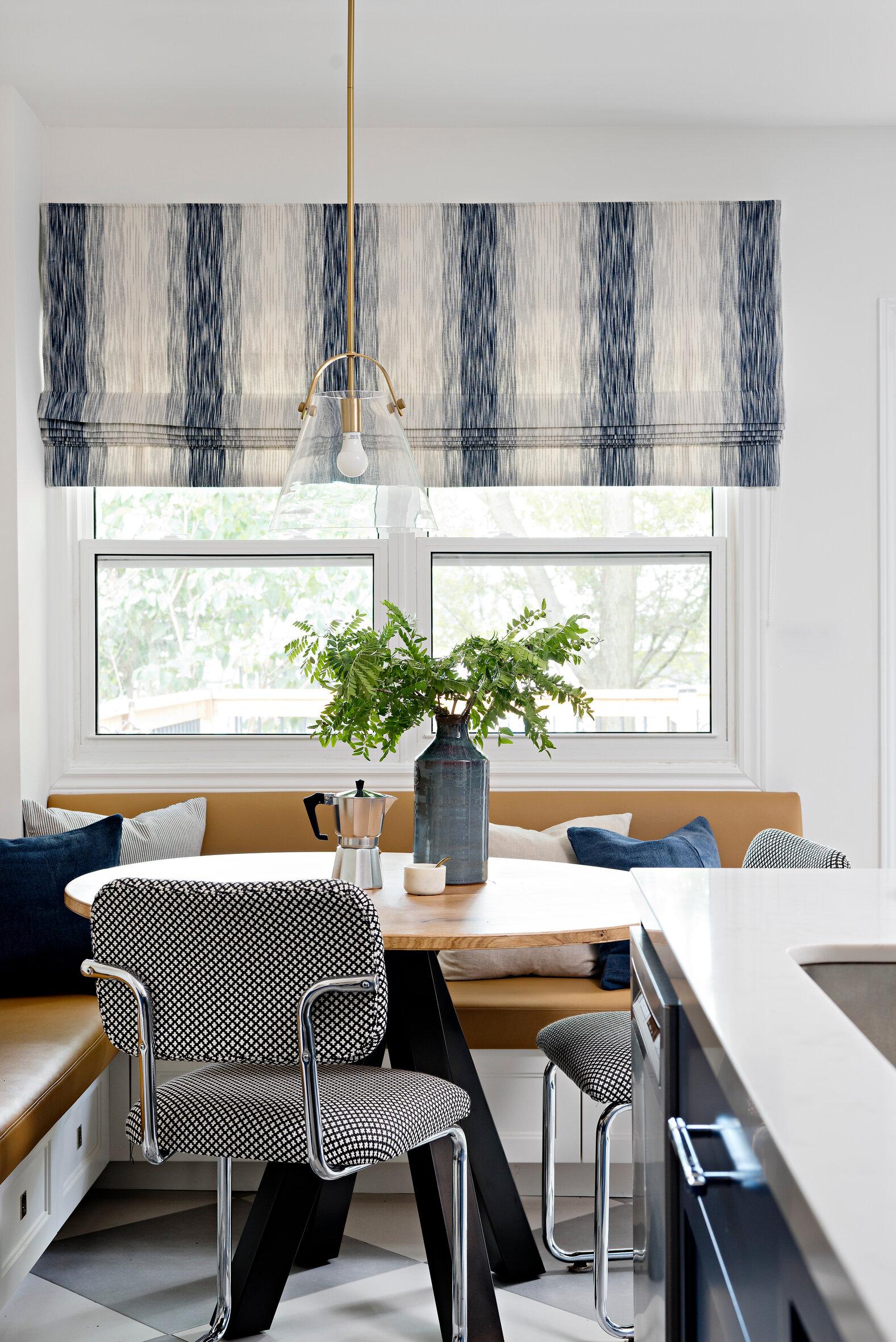 Drapery For Bay Windows Rebecca Hay Designs Inc