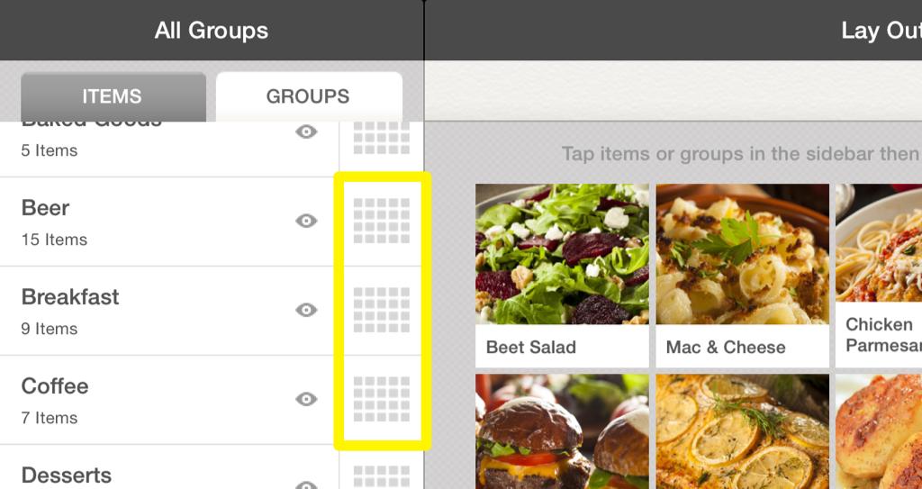 Edit Group Button