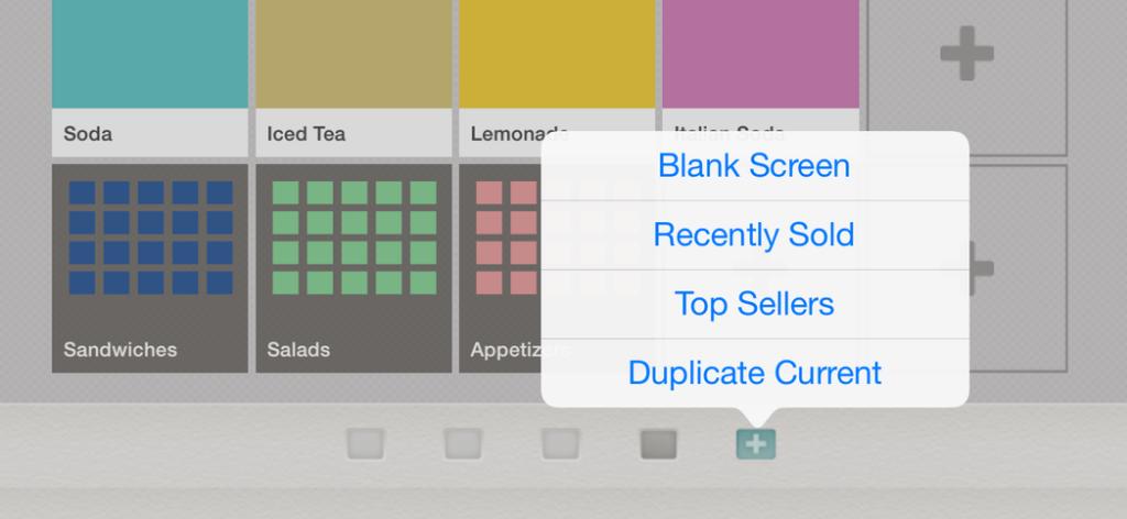 Adding New Screens