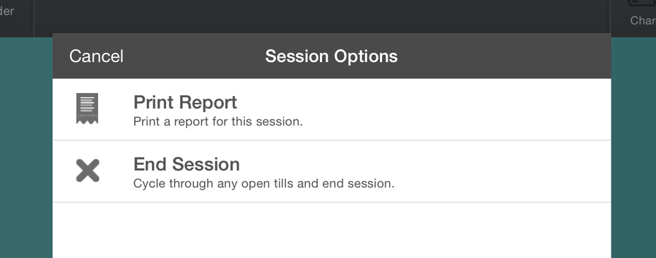 Session Options