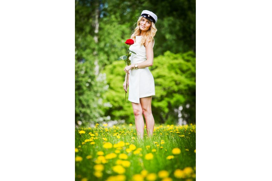 Ylioppilaskuvaus 2014. © Joona-Pekka Hirvonen