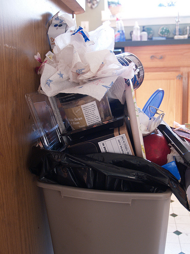 The Daily Complaint: Garbage Jenga — Kill The Music