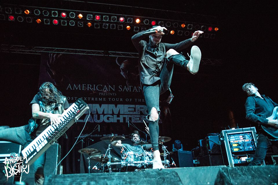 Betraying The Martyrs Summer Slaughter 8-26-2017