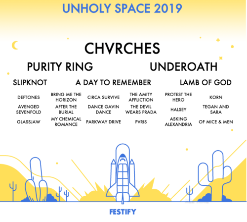 Create Your Own Festival Lineup Using Spotify — Kill The Music