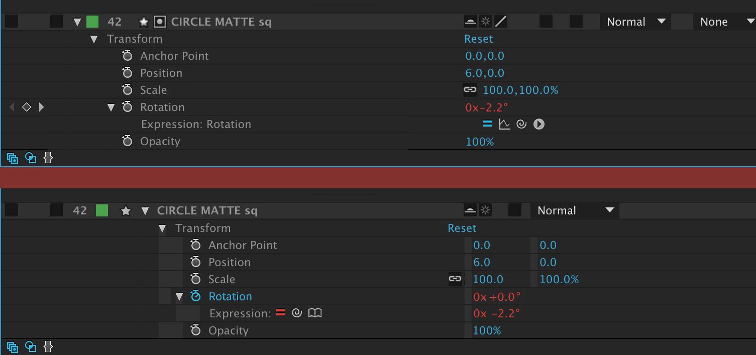 alignment-properties