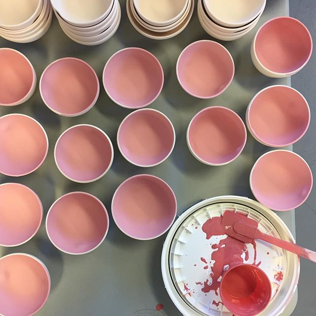 Glazing for days...quite literally.