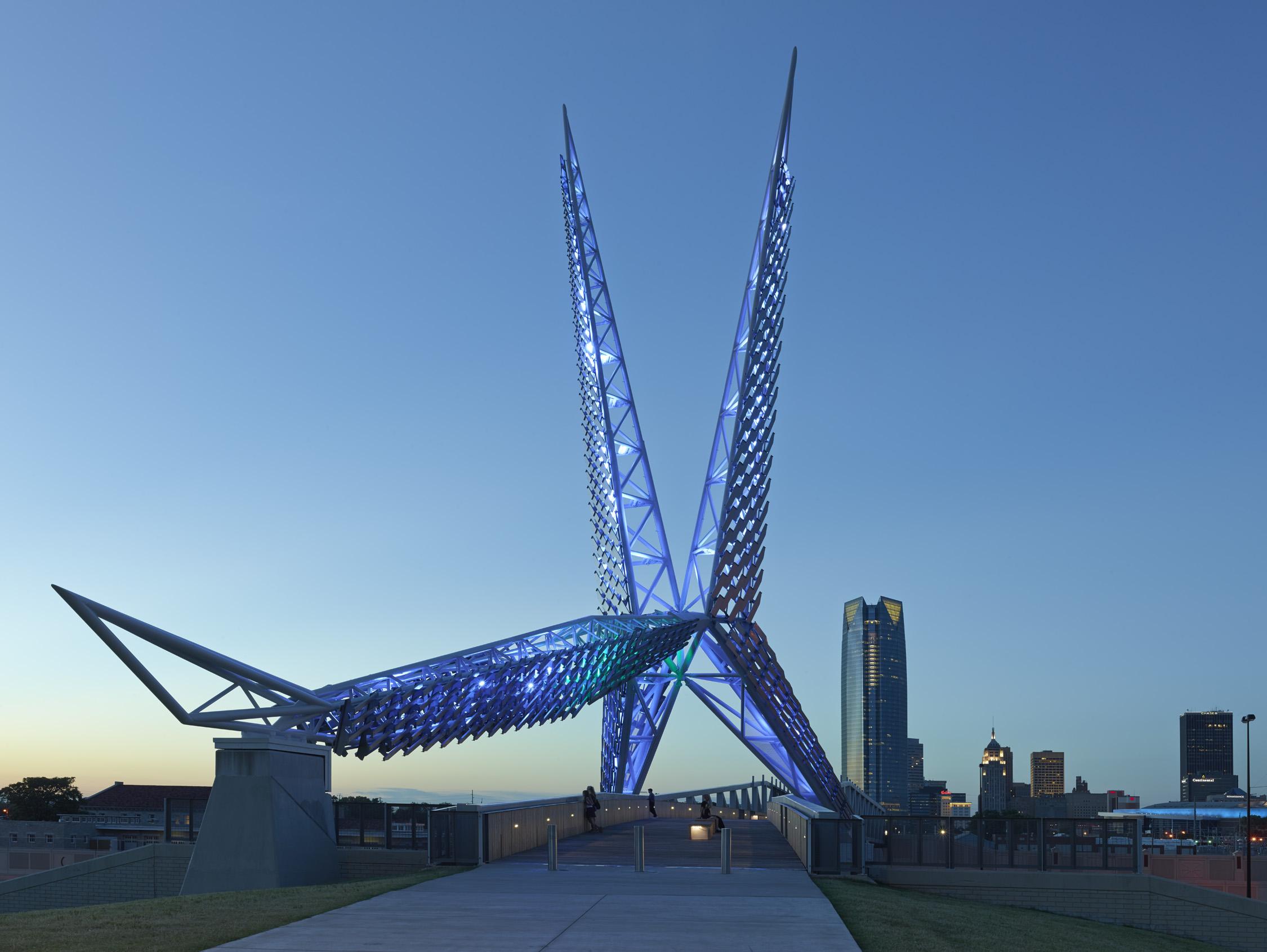 Skydance Bridge -