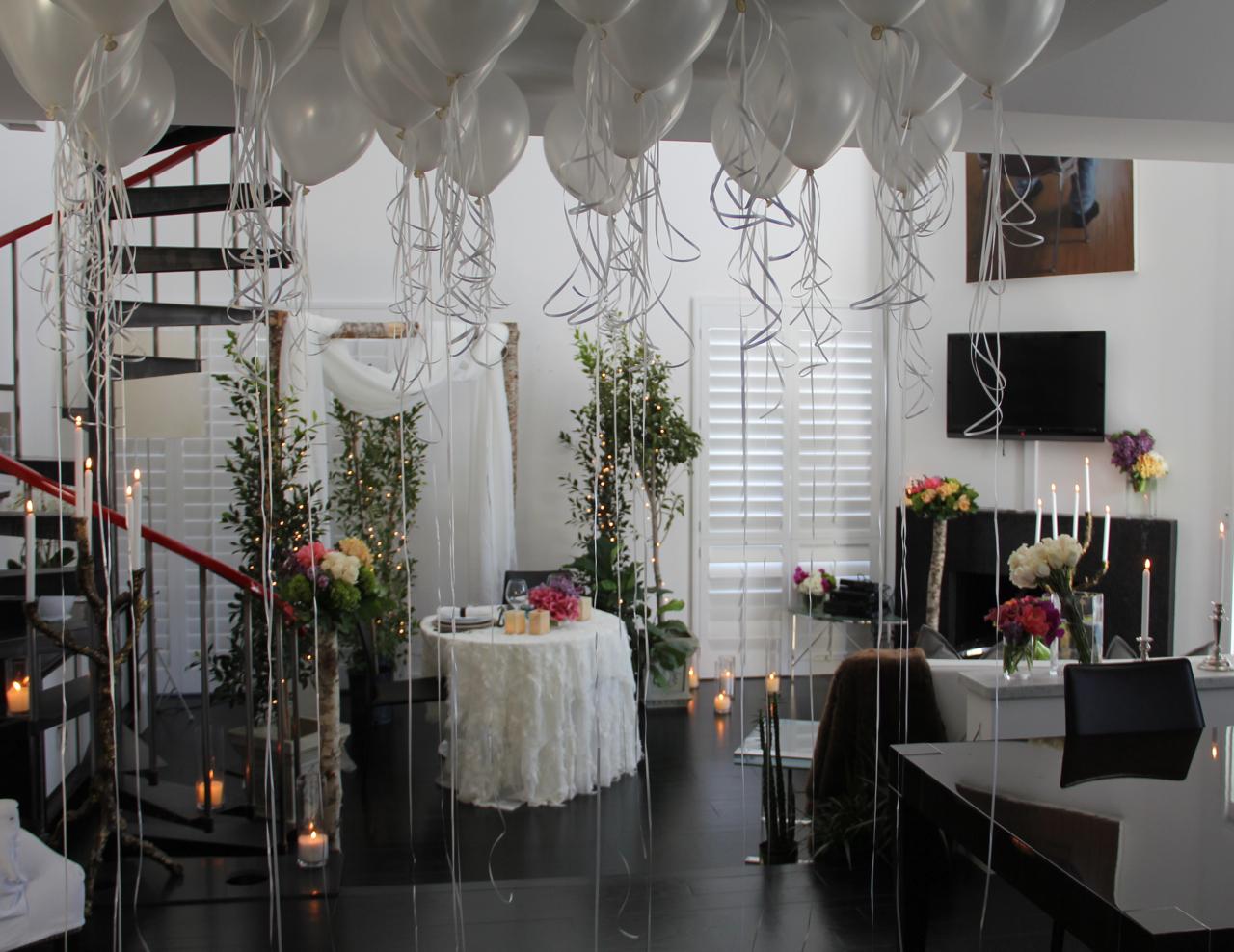 DTBD | Indoor garden party