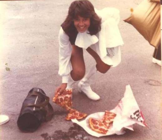 Toni Boarding Bus Dropped her Pizza and still ate it.jpg
